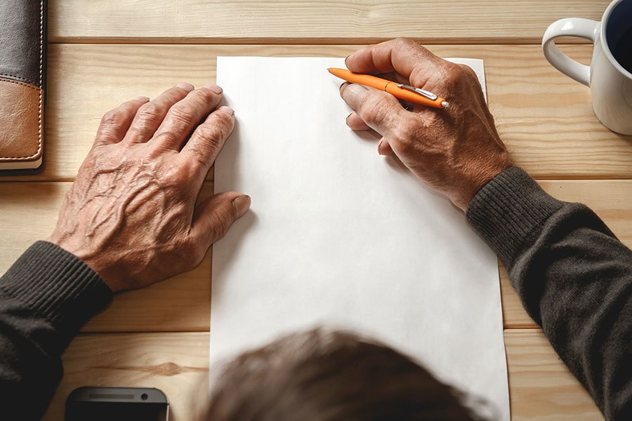 Why talk about death? Dementia and Advance Care Planning