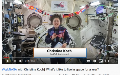 Become an armchair astronaut