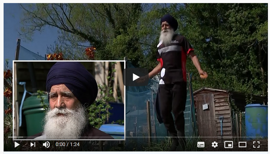Join the Skipping Sikh