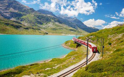 Take a virtual train ride