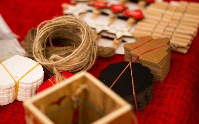 Do some festive crafting
