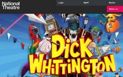 Online Pantomime