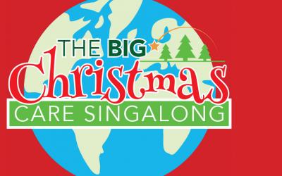 Join the Big Christmas Care Singalong