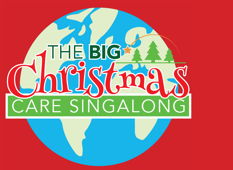 Join the Big Christmas Care Singalong