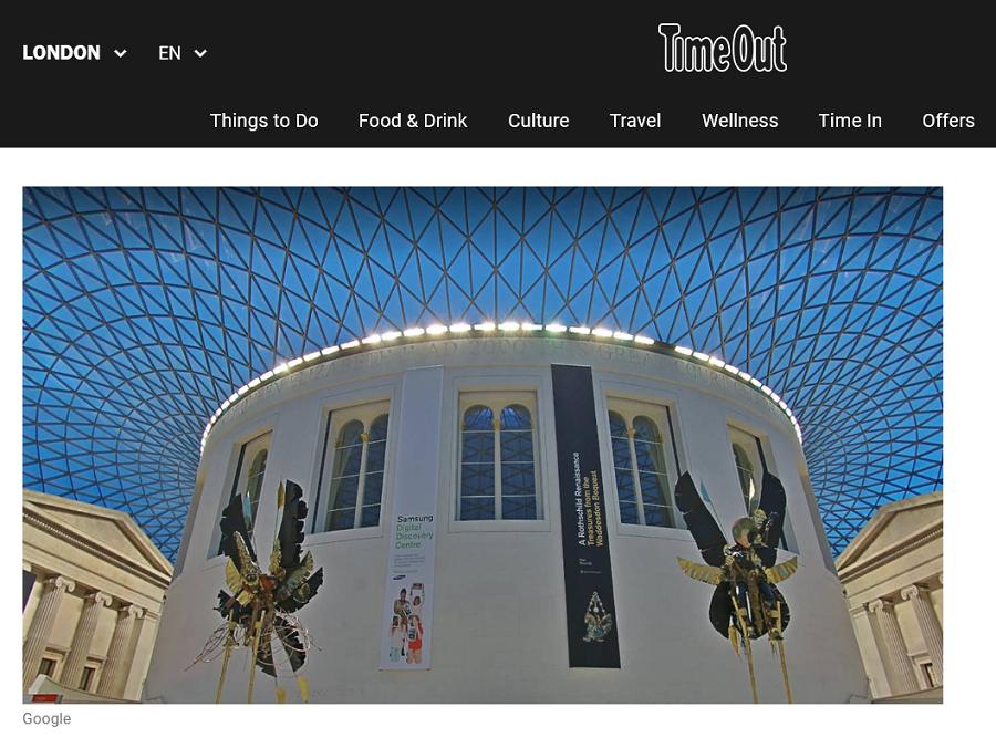Online art tours